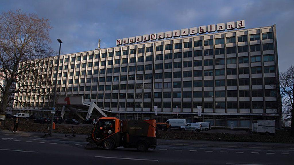 Neues Deutschland: el diario que fue órgano del comunismo alemán ya no es negocio