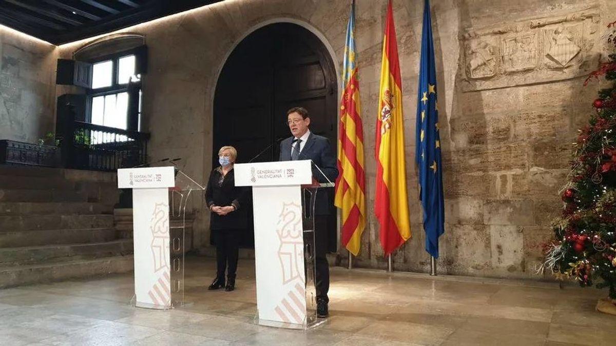 Ximo Puig pide un acuerdo de las comunidades limítrofes a la valenciana para cerrarse en Semana Santa