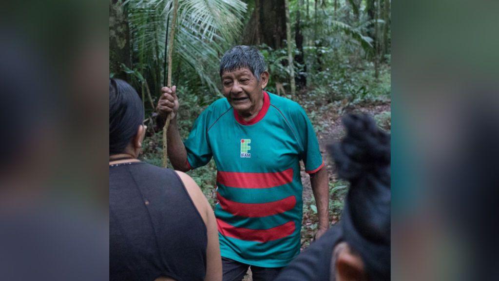 """Muere por covid19 """"el último guerrero"""" de un pueblo indígena de Brasil diezmado por la pandemia"""