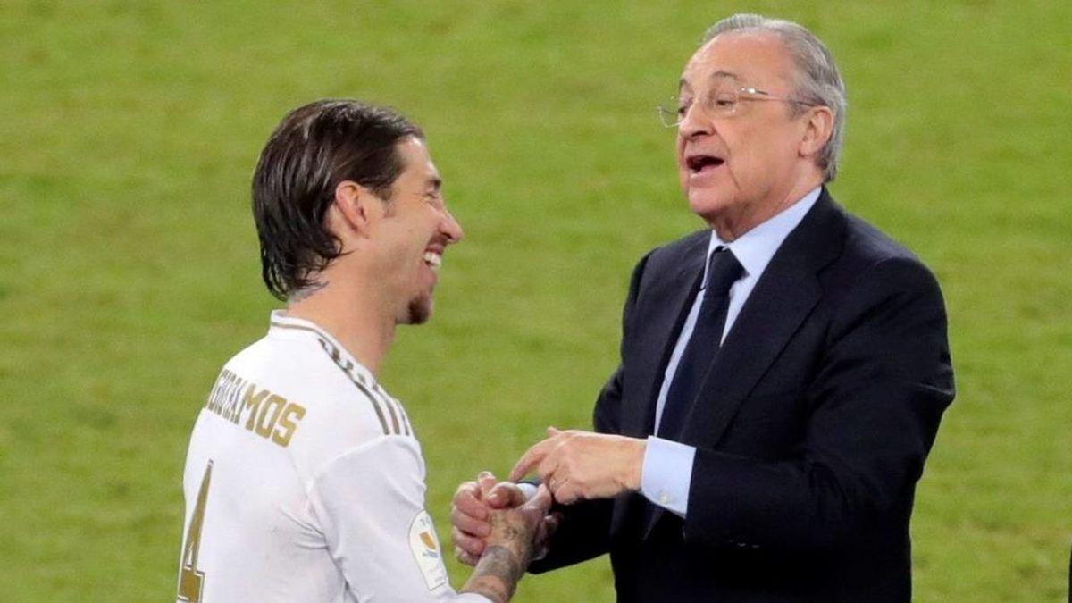 La última oferta a Sergio Ramos: un año sin negociar y retomar la renovación la próxima temporada