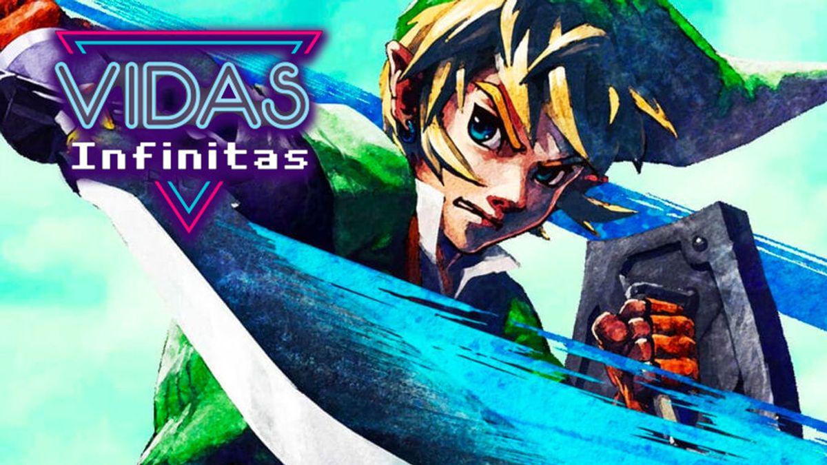 Vidas Infinitas #6: Zelda Skyward Sword y 30 años de 'la Hobby'