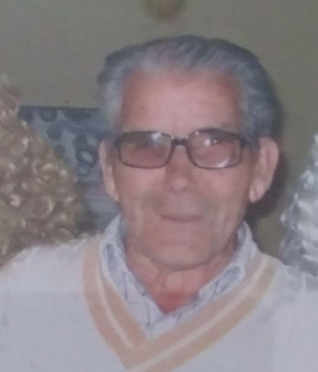 Pascual, uno del los ancianos fallecidos por covid 19 en la residencia de Tomelloso