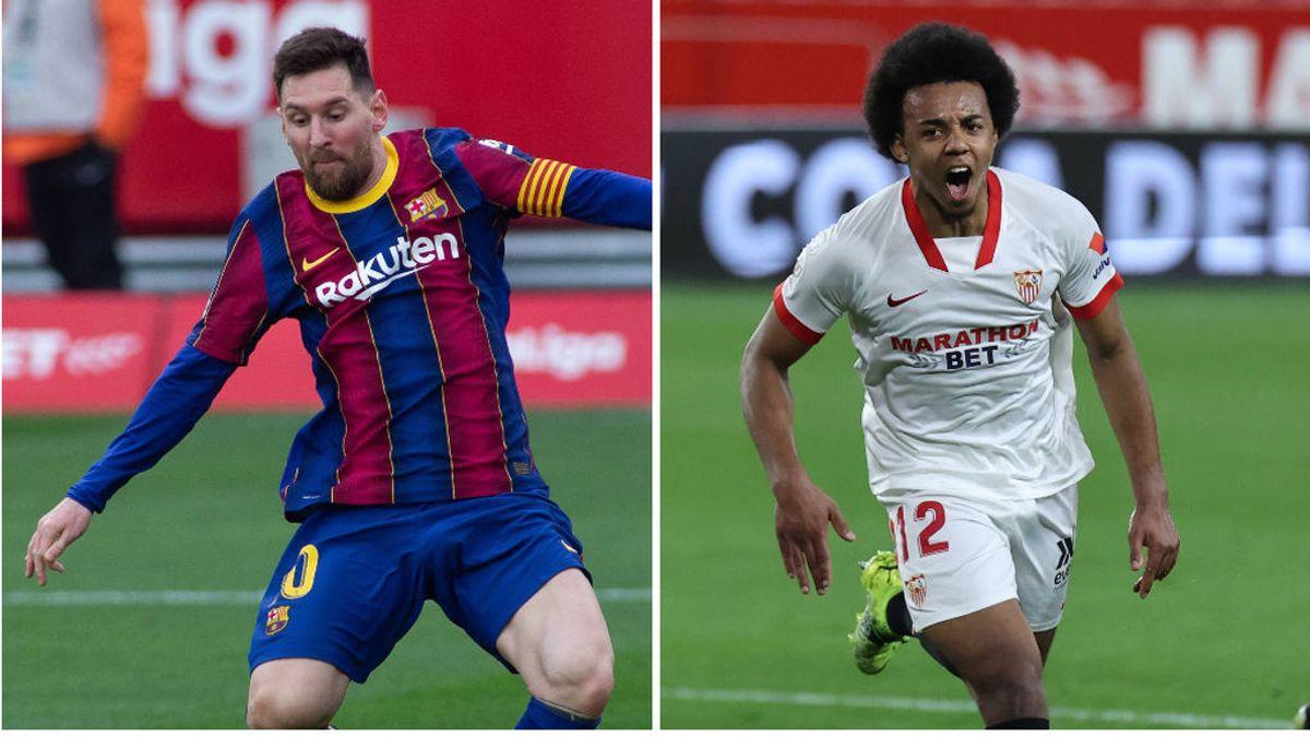 Barcelona-Sevilla: alineaciones confirmadas del partido de semifinales de Copa del Rey