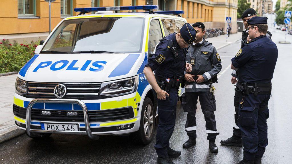 Posible ataque terrorista: ocho heridos en un apuñalamiento en Suecia