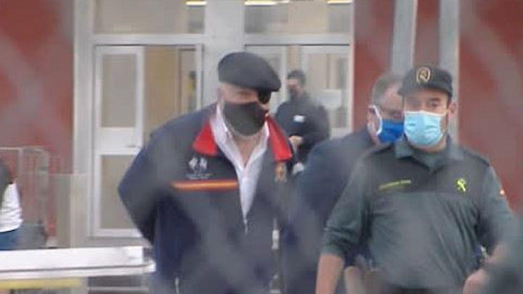 Por qué Villarejo ha salido en libertad condicional y cuánto le durará