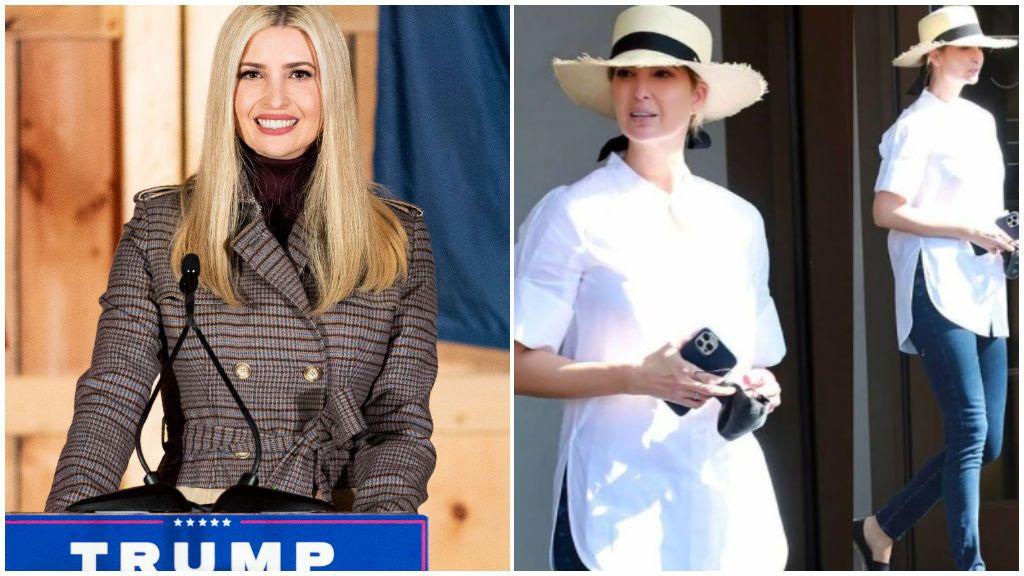 El radical cambio de Ivanka Trump: de su vida política en la Casa Blanca a su retiro exclusivo y tranquilo en Miami junto a su familia y su padre.