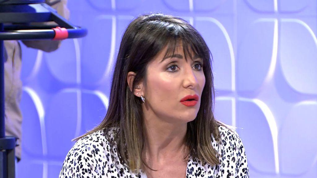 Nagore Robles confiesa las diferencias que tiene con Sandra Barneda en la convivencia