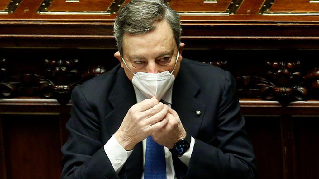 Draghi destituye al equipo de Conte para luchar contra la pandemia