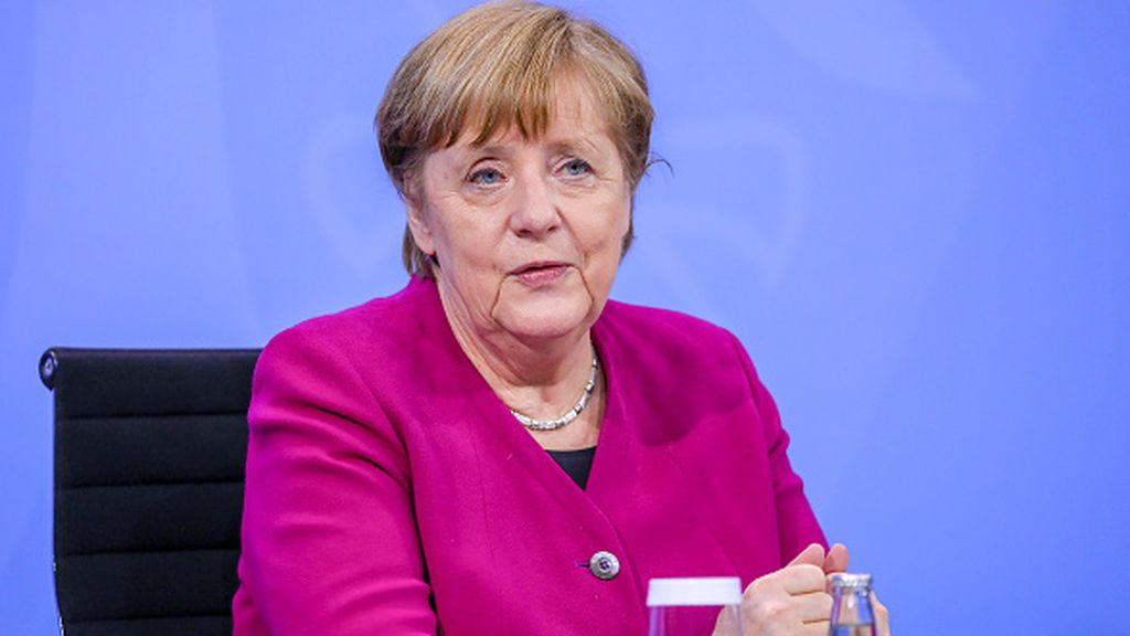 """Acuerdo entre Merkel y los estados federados para dejar el """"confinamiento duro"""" por pasos"""