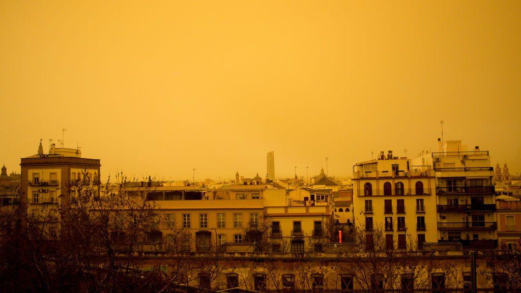 Las lluvias de barro serán cada vez más frecuentes por el cambio climático, según los investigadores