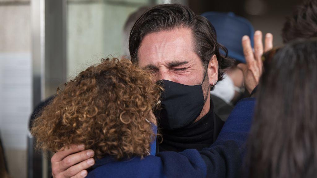 David Bustamante, devastado ante la muerte de su amigo Àlex