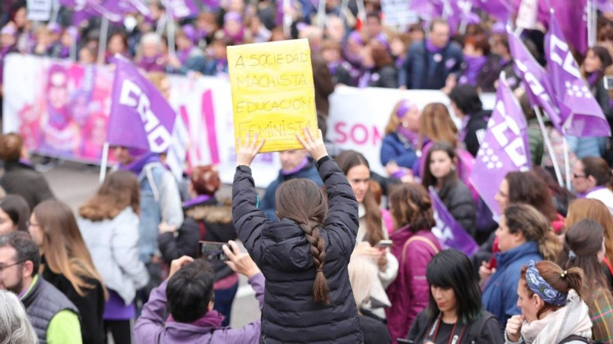La delegación del Gobierno en Madrid prohibe las concentraciones del 8M