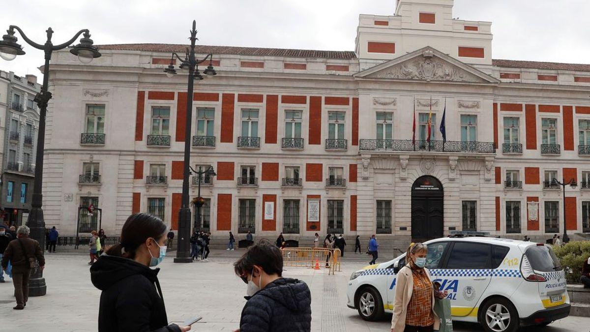 Madrid registra 1.470 casos y 31 muertos por coronavirus en el último día
