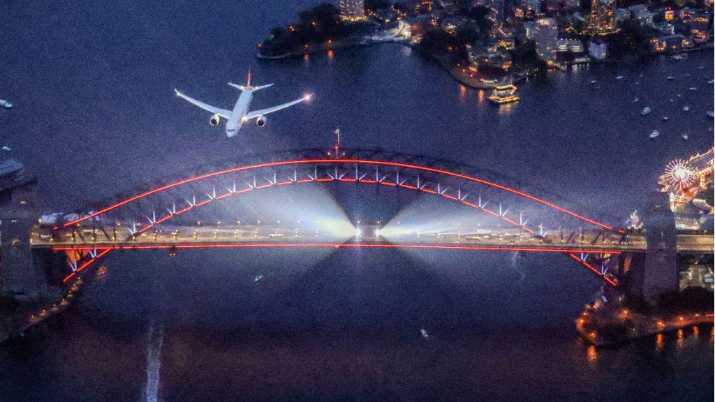'Vuelos misteriosos', la última ocurrencia de la aerolínea australiana Qantas para impulsar el turismo