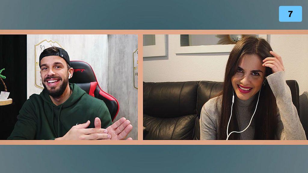 Cristian Atm y Alexia Rivas se sinceran sobre su relación y destapan su pasado (2/2)