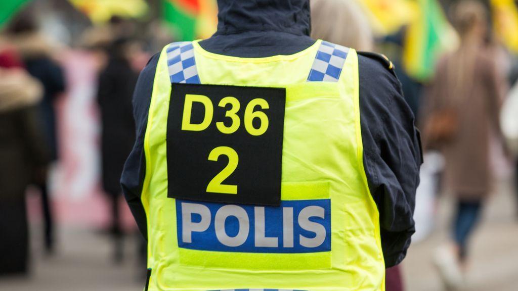 Suecia descarta la motivación terrorista en el ataque con cuchillo que dejó ocho heridos