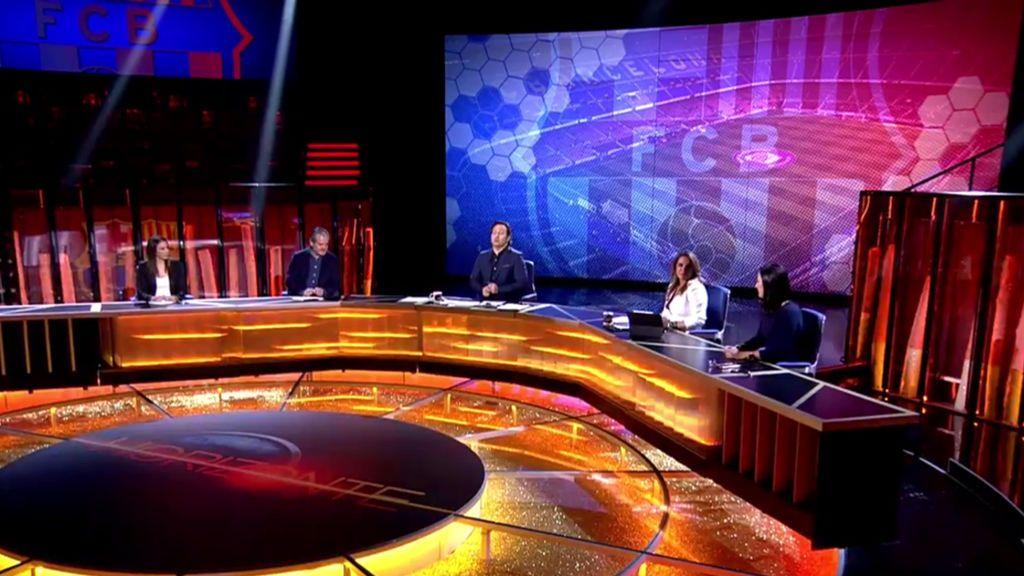 La trama tras el 'Barçagate' Horizonte Temporada 1 Programa 24