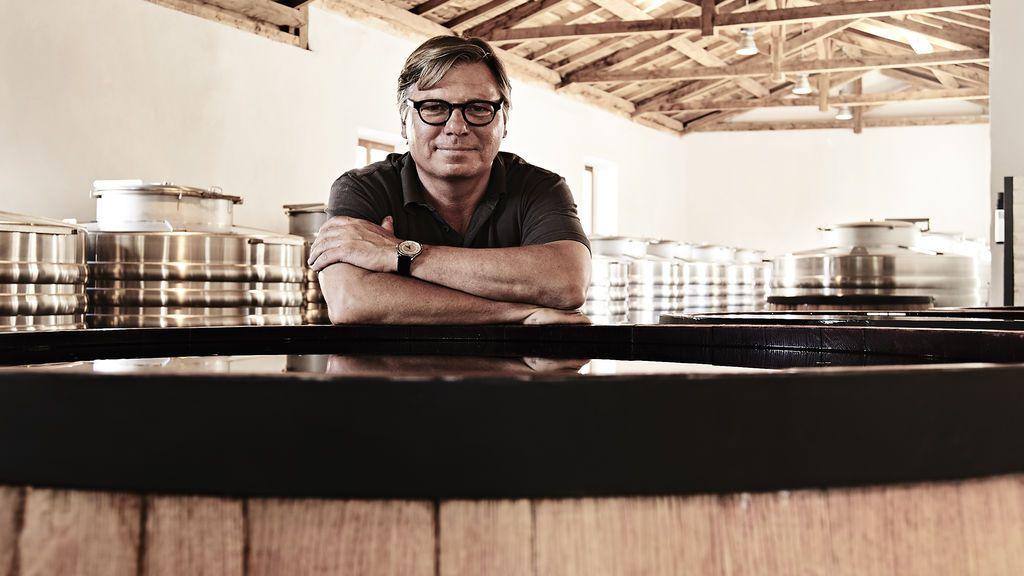 """Peter Sisseck, creador de Pingus: """"Un vino negro como el diablo nunca puede ser bueno"""""""