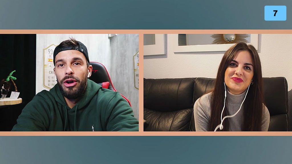Cristian Atm y Alexia Rivas se sinceran sobre su relación y destapan su pasado (1/2)