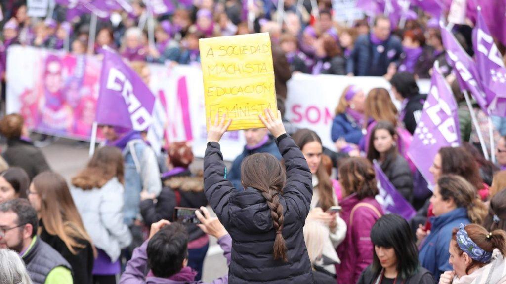 Un 8M sin manifestaciones