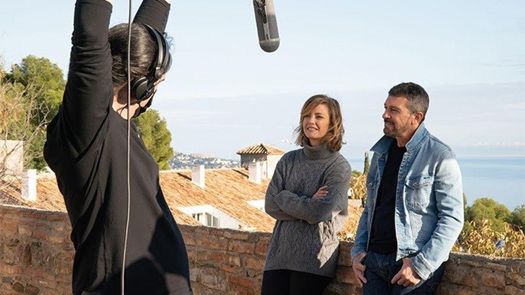 María Casado y Antonio Banderas son los presentadores de los 35ª Goyas