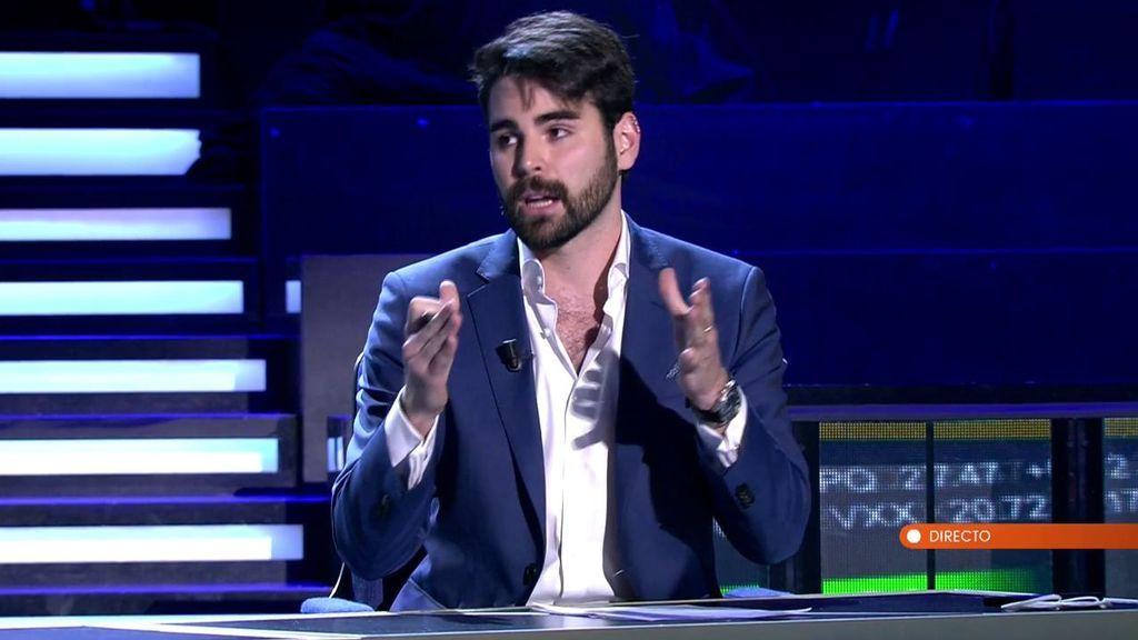 """Rubén Gisbert lanza un órdago a la audiencia de 'Horizonte': """"Me juego mi canal de youtube"""""""