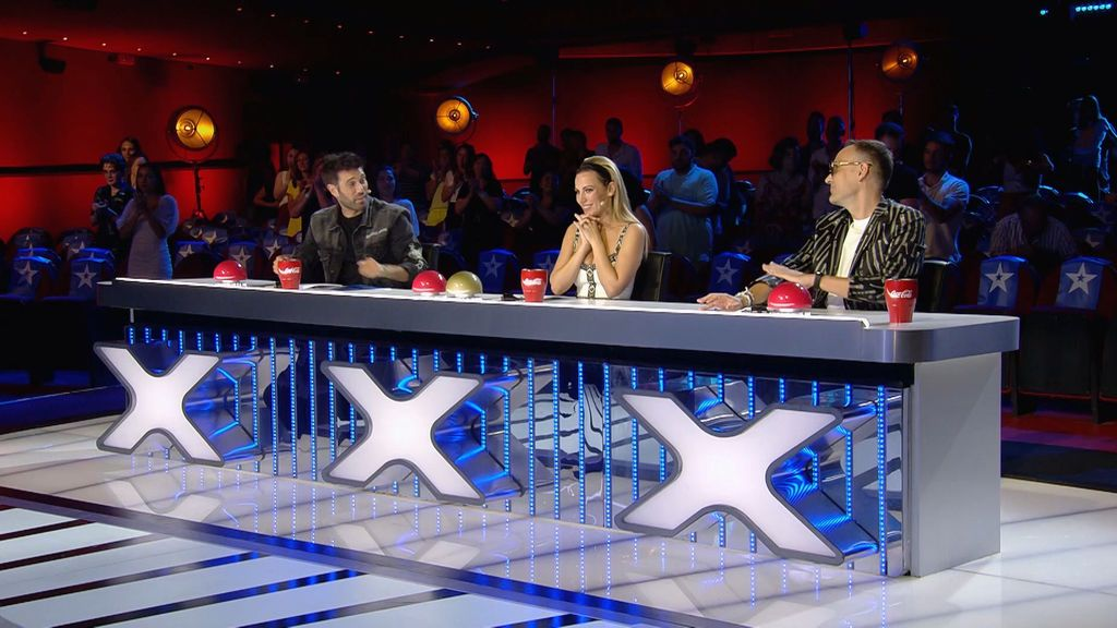 Pase de Oro unánime en 'Got Talent España' tras una actuación que dejará a todos con la boca abierta