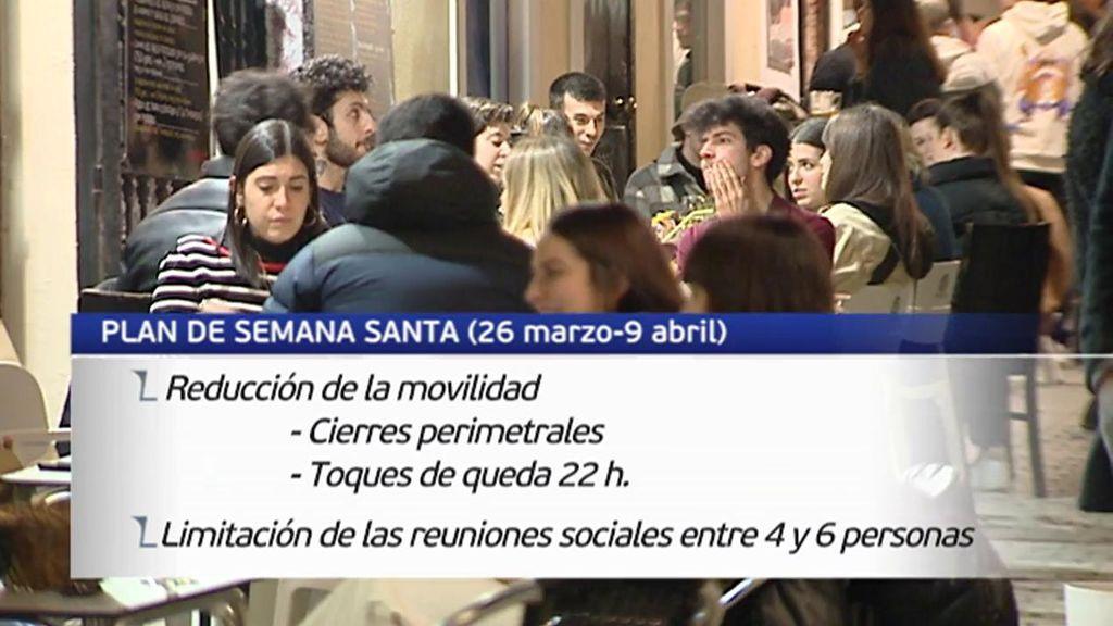 El llamamiento de las CCAA para que Ayuso cierre Madrid en Semana Santa