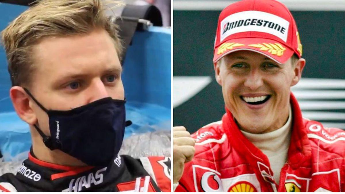 """El recuerdo de Mick Schumacher a su padre en su presentación con Haas: """"Estoy muy orgulloso de llevar este apellido"""""""