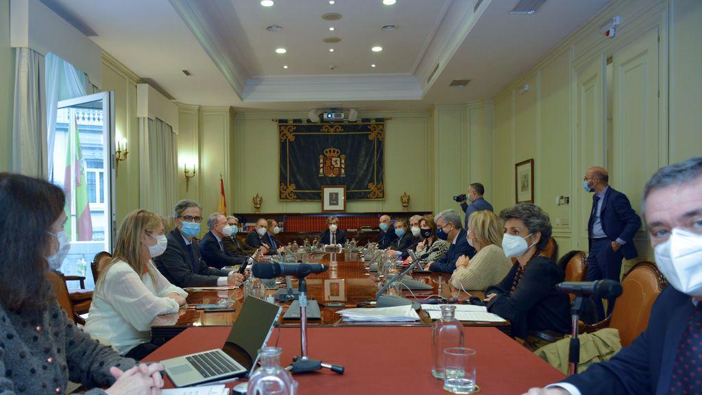 Un dividido Poder Judicial retoma los nombramientos de jueces
