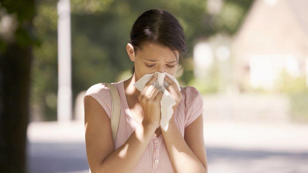 Aviso a alérgicos: esta primavera podrá haber más polen por las precipitaciones del invierno