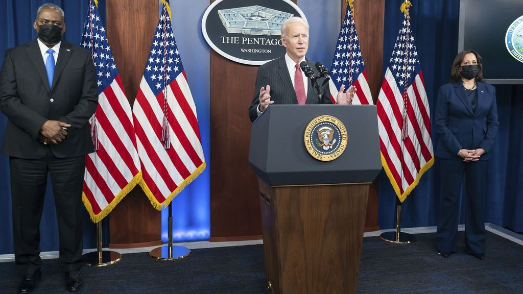 """Biden prorroga un año mas la """" la emergencia nacional"""" respecto a Venezuela por """"amenazas"""" a su seguridad"""