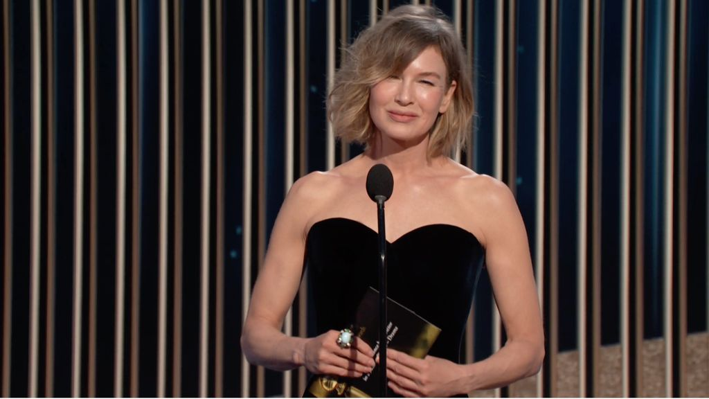 Renée Zellweger ha comentado que es muy feliz siendo tía.