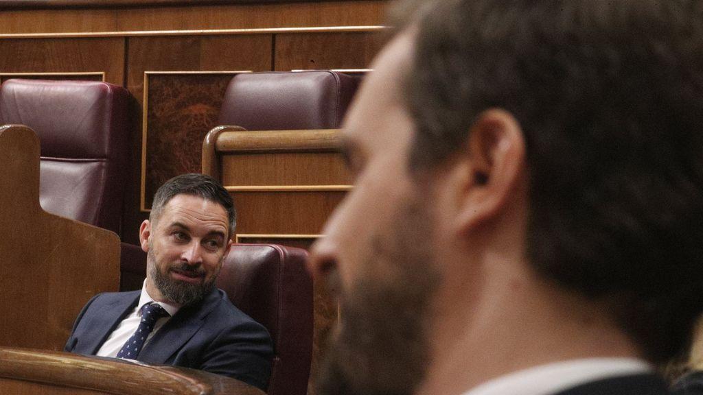 PP llama 'derechita novata' a Vox y se enzarza en una  guerra 'tuitera' por los fondos europeos
