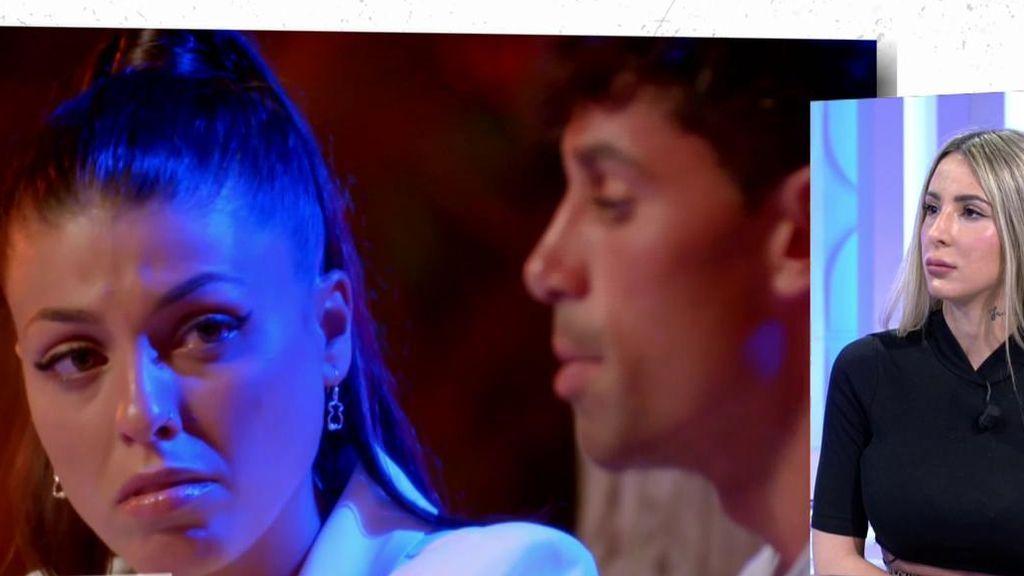 Los sorprendentes motivos por los que Lola se habría acostado con Carlos en 'La Isla de las Tentaciones'
