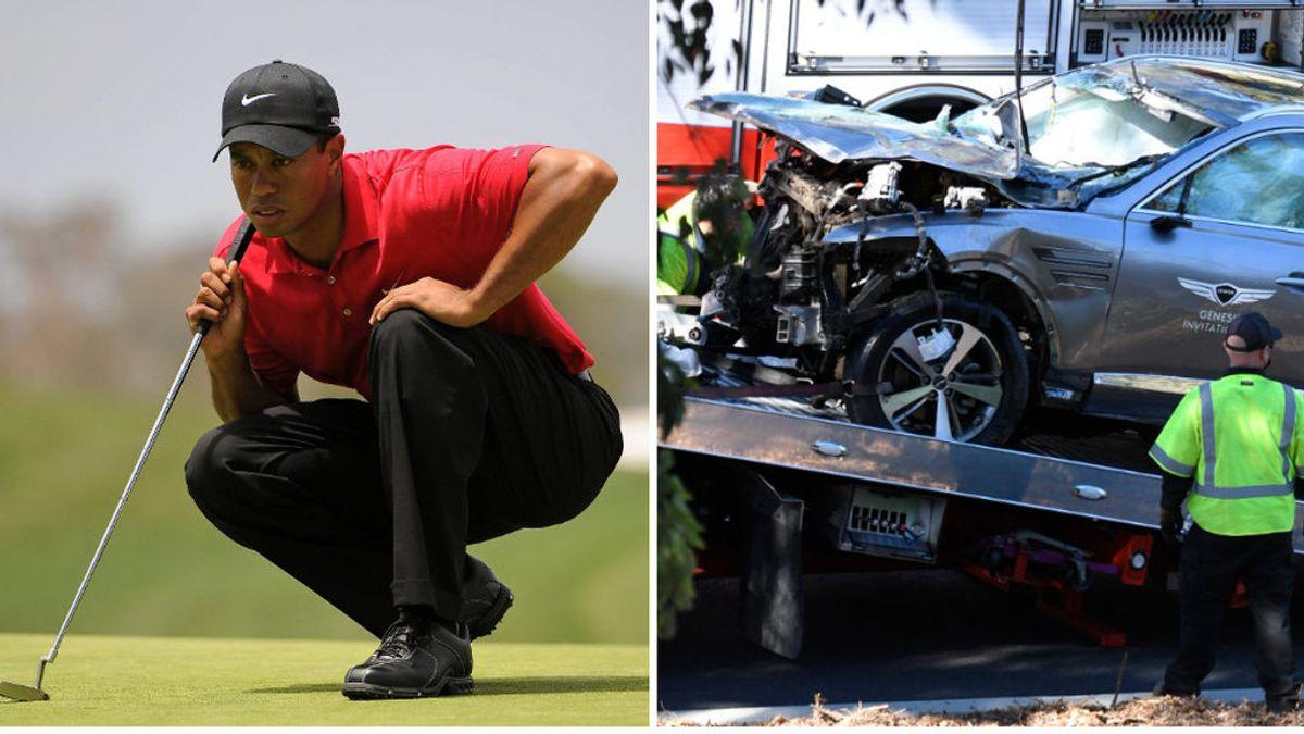 Tiger Woods no recuerda haber conducido el día que tuvo el accidente de coche