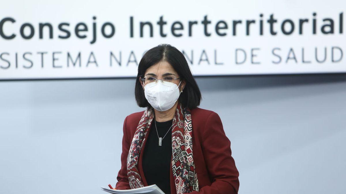 """Andalucía y Galicia acusan a Sanidad de """"deslealtad"""" por filtrar las medidas para Semana Santa"""