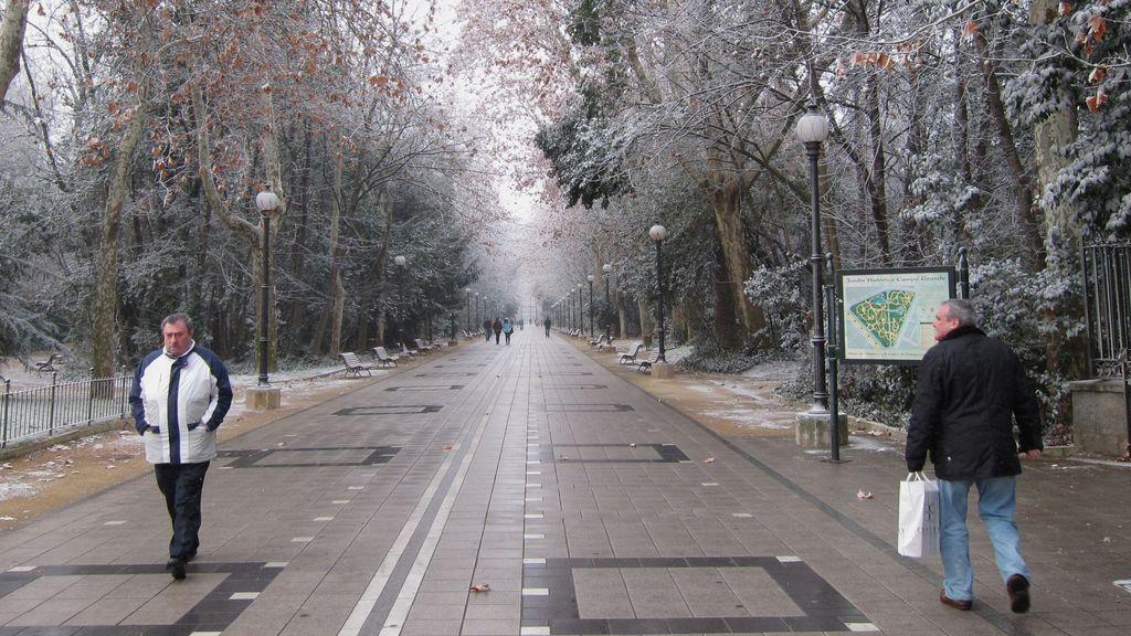 Bajan las temperaturas y cae la cota de nieve: el tiempo que hará el lunes en España