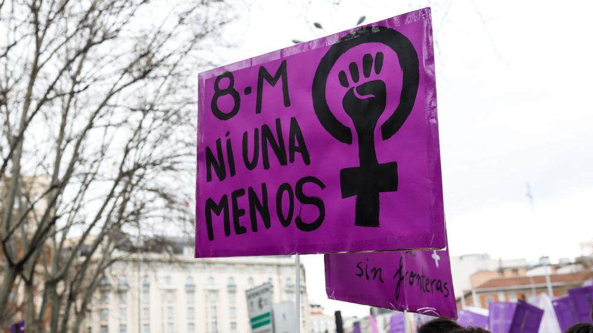"""Un 8M con """"m"""" de miedo"""