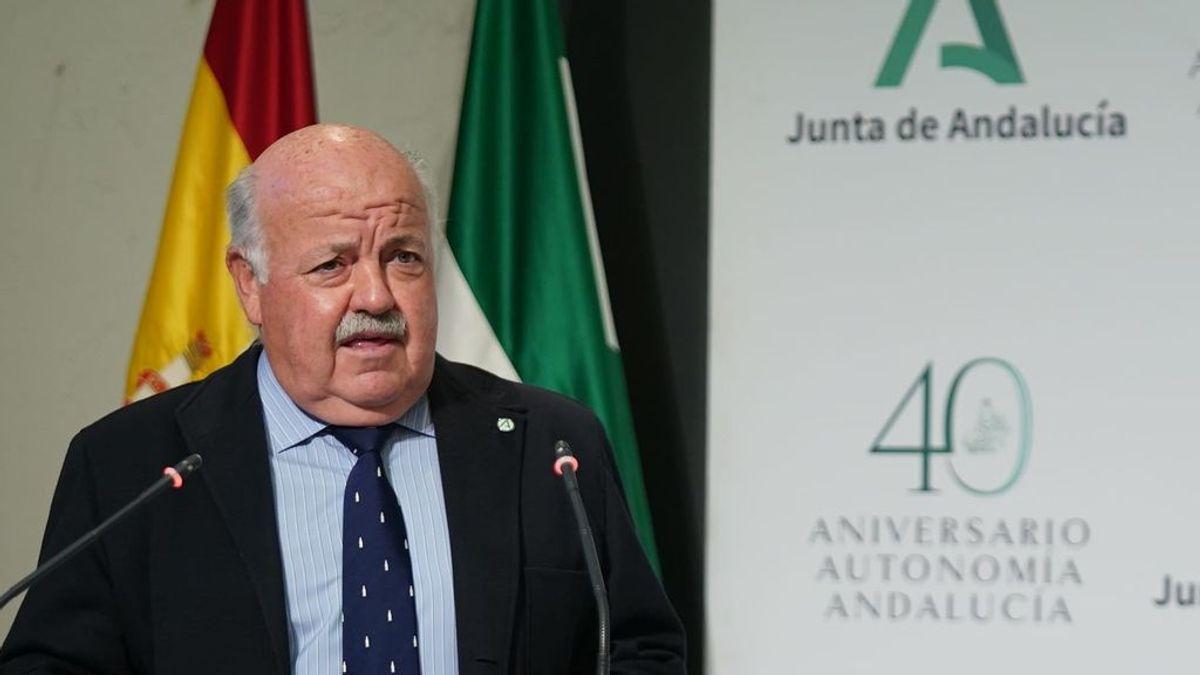 """Andalucía denuncia la  """"deslealtad institucional""""  de Sanidad por hacer público el acuerdo de Semana Santa"""
