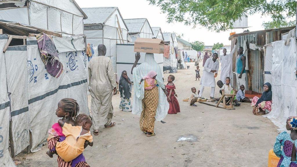 Secuestrados unos 60 niños y mujeres en una aldea del estado nigeriano de Zamfara