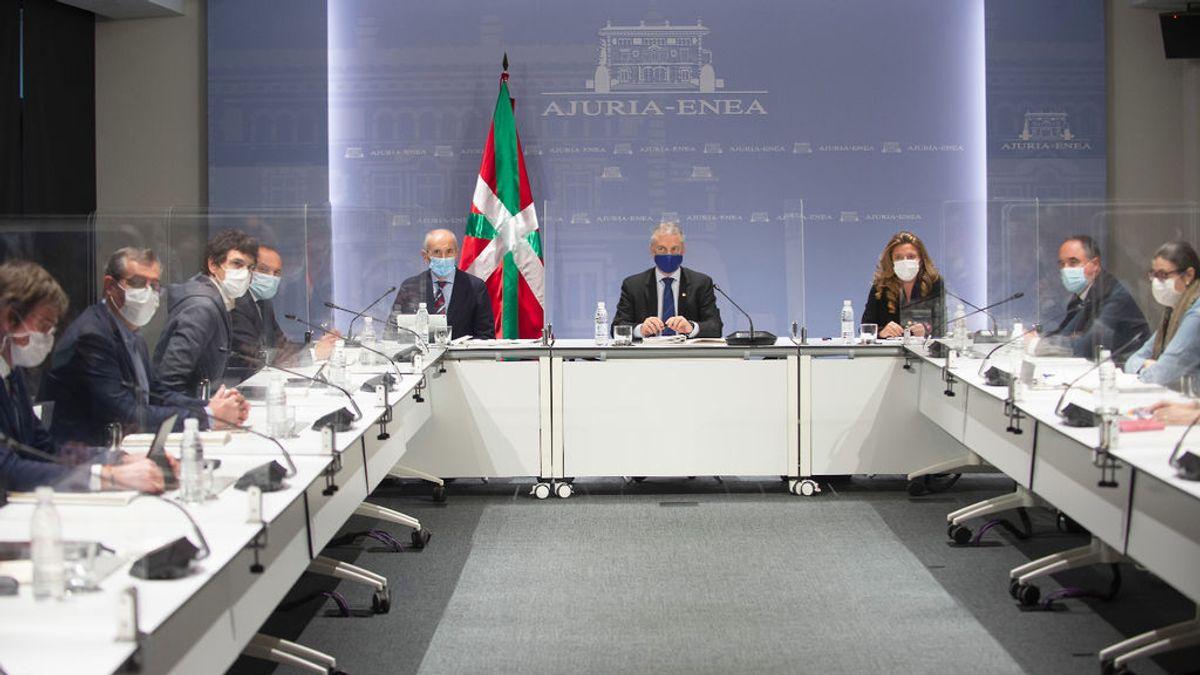 Libre circulación en Euskadi desde el 9 de marzo: Urkullu evita así los desplazamientos del 8M