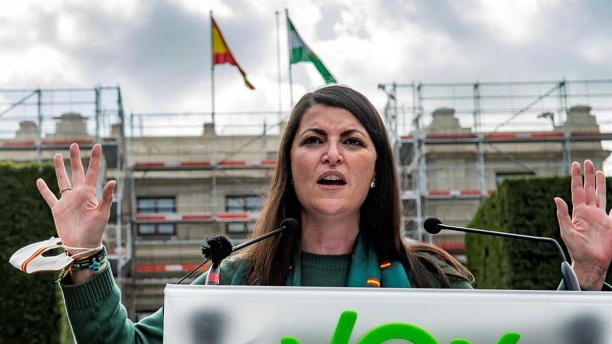El plan de Vox para dar la puntilla al PP pasa por Andalucía con el 'efecto Olona'
