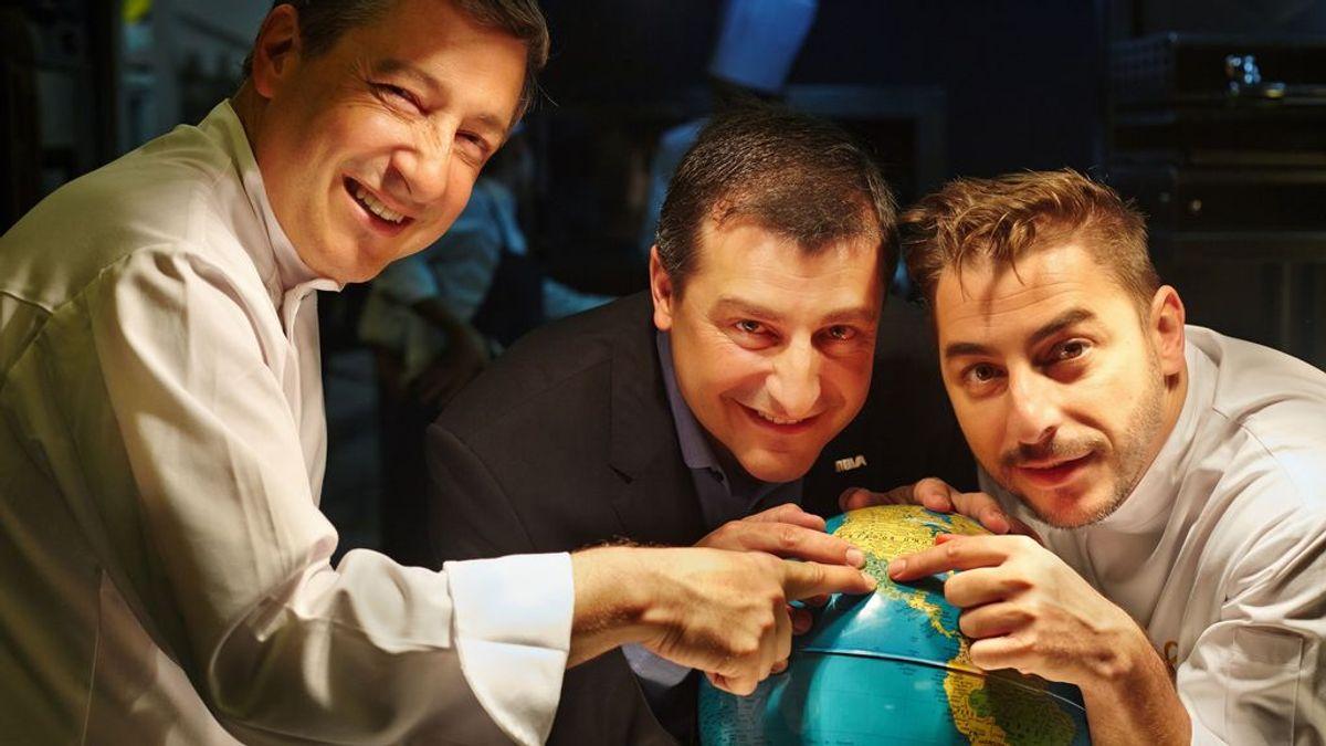 Normal, el nuevo restaurante de los hermanos Roca para expandir su negocios gastronómicos