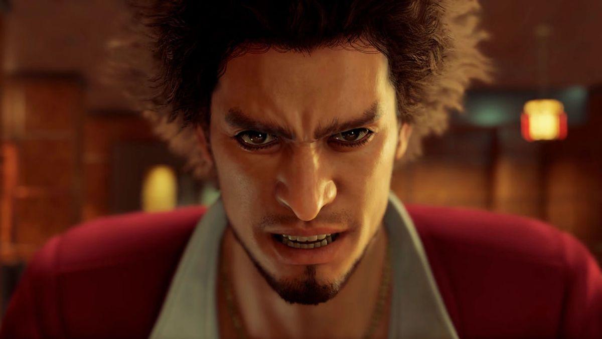 Yakuza Like a Dragon brilla aun más en PS5
