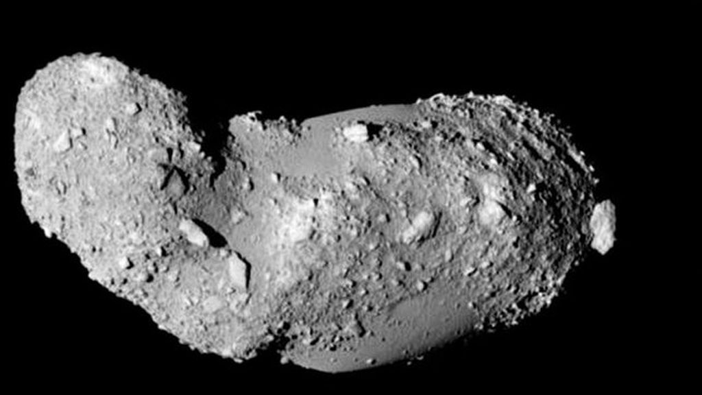 Científicos hallan por primera vez materia orgánica esencial para la vida en un asteroide