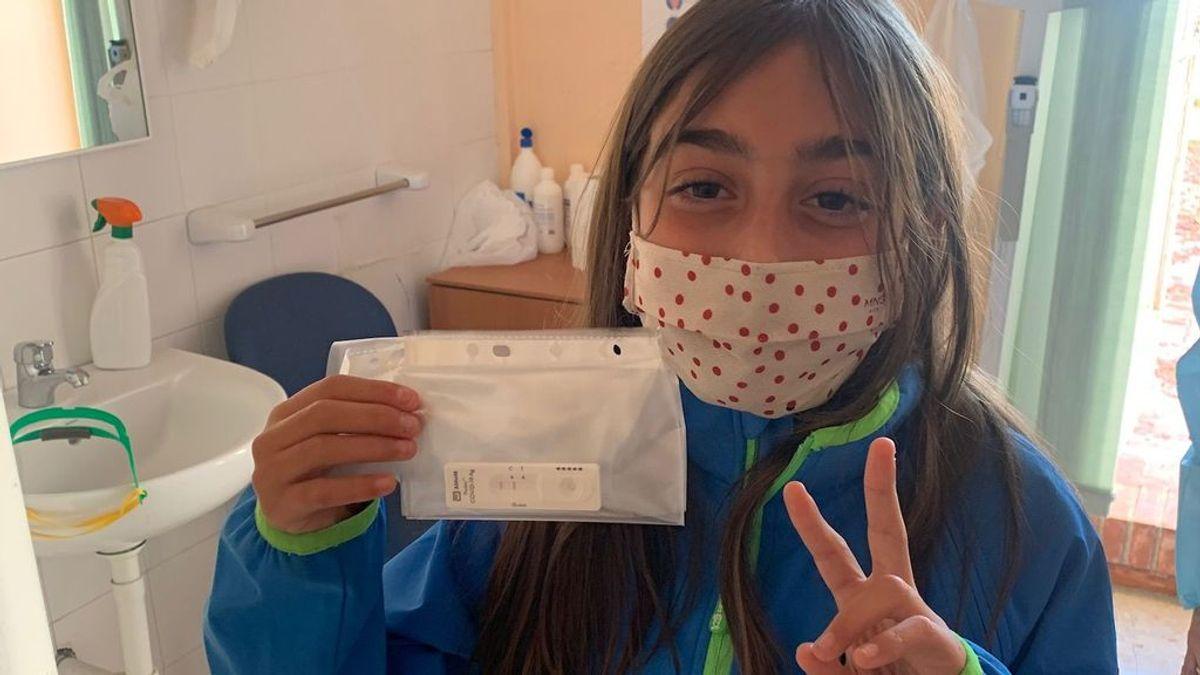 """Una niña de 11 años, contagiada por covid dos veces en 4 meses: """"Y sospechamos que puede haber una tercera"""""""