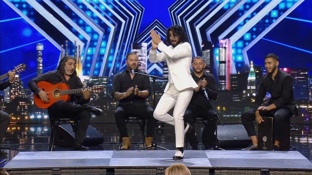 Yoni 'El Remache' quiere ganar 'Got talent'