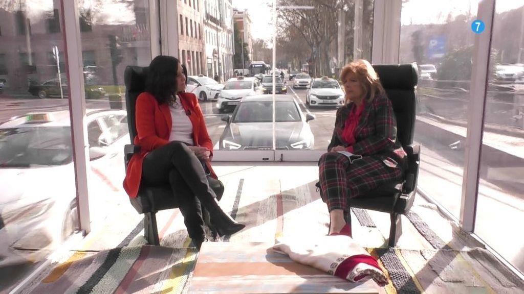 'La Campos móvil', estreno el miércoles a las 20:00h con la entrevista más personal a Isabel Díaz Ayuso