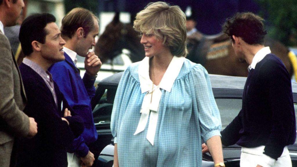 En sus embarazos, Diana de Gales se convirtió en inspiración.